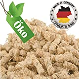 Neu Redprice GmbH Premium Kaminanzünder Holz-Wolle (5KG) 100% ÖKO Natur-Wachs (Grill-Anzünder Holzwolle-Anzünder Anzündwolle)