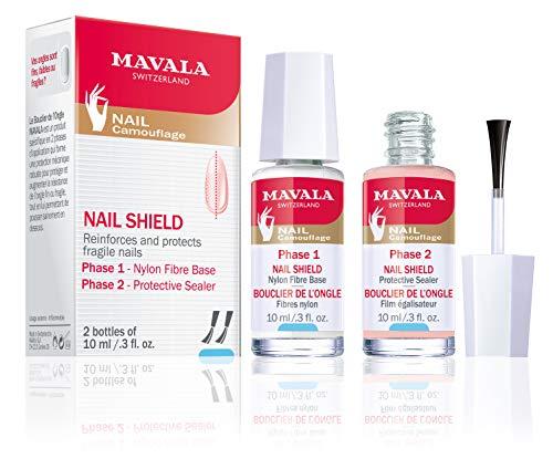 Mavala Zwei-Phasen-System, Nagelverstärker, (2 x 10 ml)