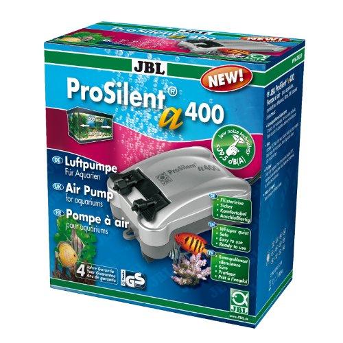 JBL ProSilent a400 6054400 Luftpumpe für Süß- und Meerwasseraquarien von 200-600 L