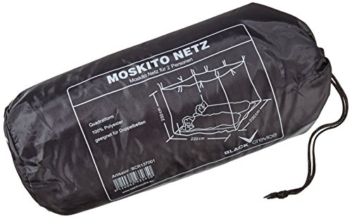 Black Crevice Moskitonetz, BCR137001