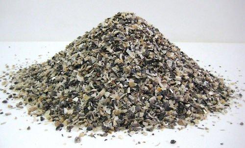 HaGaFe Bio Hornspäne Rein Organischer Gartendünger Dünger Keine Zusätze, 30kg (3x10kg)