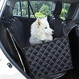 YOHOOLYO Autoschondecke Wasserdicht Auto Hundedecke Kofferraumschutz für Hunde Rücksitz Schützt Ihr Auto vor Schmutz