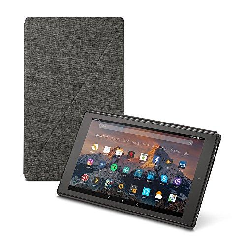 Amazon Fire HD 10-Hülle (10-Zoll-Tablet, 7. Generation - 2017), Schwarz