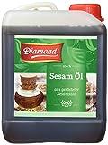 Diamond Sesamöl, geröstet, 100%, 1er Pack (1 x 2,5 l Kanister)
