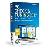 MAGIX PC Check & Tuning – Version 2019 – Macht Ihren PC: Schneller. Stabiler. Geräumiger. PC