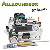 Angelkoffer deluxe Allroundbox gefüllt 37 Teile alles dabei