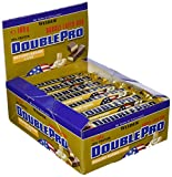 Weider Proteinriegel Double Pro bar, Haselnuss - Banane,  24 x 100 g