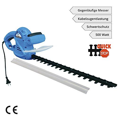 Güde 94001 Heckenschere GHS 510 P 500 Watt
