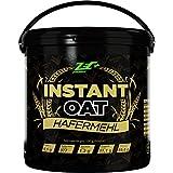ZEC+ Instant Oats, feines Haferflockenpulver mit wertvollen Kohlenhydraten für langanhaltende Energie, natürlicher Weight-Gainer für Masse,- & Muskelaufbau, 5000 g