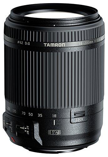 Tamron 18-200mm F3.5-6.3 Di II VC Canon