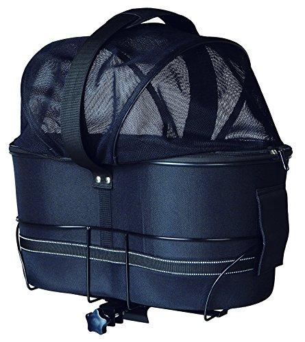 Trixie 13118 Fahrradtasche, 29 × 42 × 48 cm, schwarz