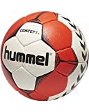 Hummel Erwachsene Concept Plus Handball, White/Red/Black, 3