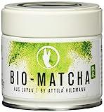 Bio-Matcha aus Japan By Attila Hildmann, 30 g