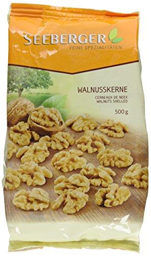Seeberger Walnusskerne, 1er Pack (1 x 500 g)