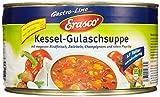 Erasco Kessel-Gulaschsuppe, 1er Pack (1 x 4.3 kg)