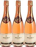 Bouvet Ladubay Excellence Rosé (3 x 0.75 l)