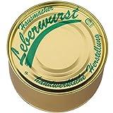 Rehm Hausmacher Leberwurst, 4er Pack (4 x 400 g)