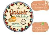 Kräuterladen Xylit Bonbons in einer Dose | 'Gutsele' | Zahnpflege Drops aus Birkenzucker (Alle Sorten wählbar) (Pfefferminze, 70 GR)