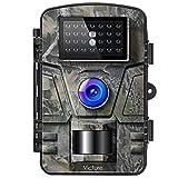 Victure Wildkamera Nachtsicht Bewegungsmelder Jagdkamera 12MP 1080P 2.4' LCD Wasserdicht Wildtierkamera für Überwachung