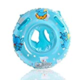 StillCool Baby Schwimmring Einstellbare Life Boje Schlauchboot Boat Ring für Schwimmboote für Babys für Babys Baby Float Pool Babies(Blau)