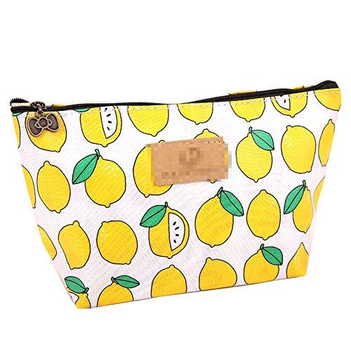 scrox 1PCS Portfolios niedlich Tasche Kosmetik Paket Wasserdicht Comic Staubsaugerbeutel Aufbewahrungsschuppen Schmuck Handtasche, D, 22 x 8 x 13cm
