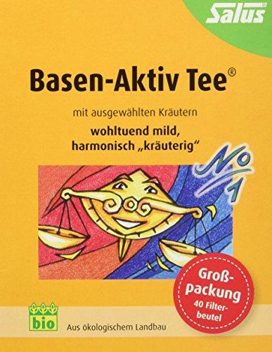 Salus Basen-Aktiv Tee Nr. 1, im FB, 2er Pack (2 x 72 g)