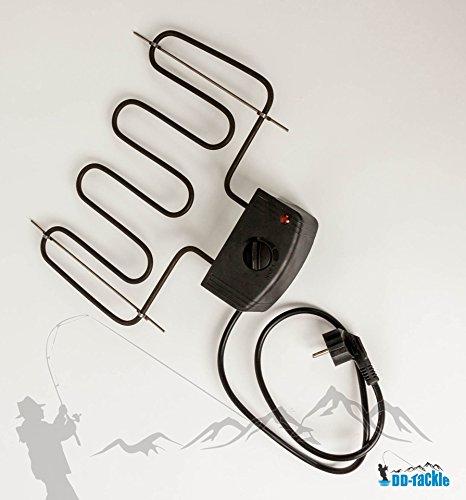 DD-Tackle Elektrische Heizung für Räucherofen 2000W