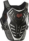 Fox Herren Titan Race Subframe Ce Protektor, Black/Silver, L/XL