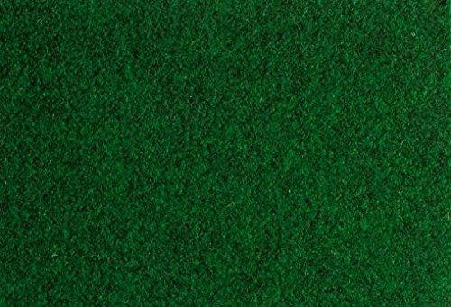 Kunstrasen Field, Rasenteppich mit Drainage-Noppen, Festmaß 100 x 200 cm, grün. Weitere Farben und Größen verfügbar