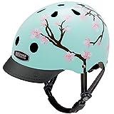 Nutcase Gen3 Bike und Skate Helm, Cherry Blossoms, S, NTG3-2156