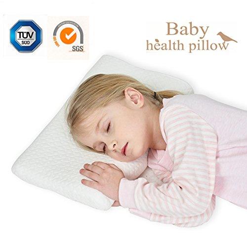 Gesundheit Kinder Kissen für Bett Schlafen Hypoallergenic Memory Schaum kinderkissen Neck-Protector für Kinder