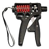 DerShogun Einstellbare Fingerhantel Ultra 70 Modell stufenlos einstellbar 25 bis 70 kg