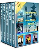 The Witches Of New Moon Beach: Box set. Books 1-5 (English Edition)