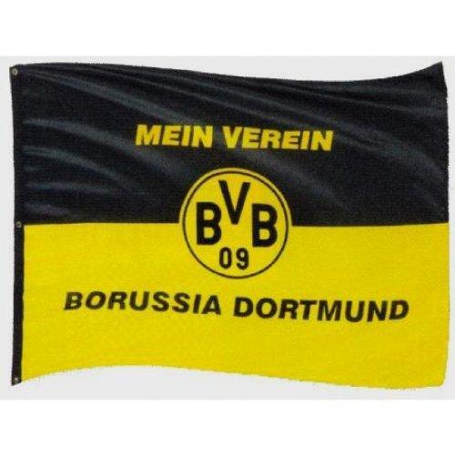Hissfahne 'Mein Verein' 150x200cm