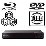 Sony bdps6700b. CEK Multiregion 3D 4K Blu-ray Player