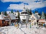Vollmer 42413 Weihnachtsdorf