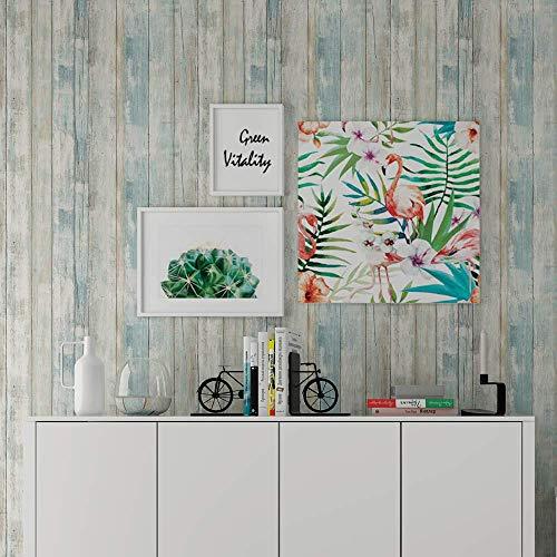 Holzeffekt Tapete,Holz Klebefolie,Upgrade Holz Selbstklebend Folie,Möbelsticker,Vinyl Wallpaper,Aufkleber auf Holz,Klebefolie für Möbel