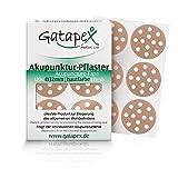Exklusive Weltneuheit: Gatapex Akupunkturpflaster, Form: rund, klein, Hautfarbe