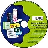 Print Profi 4.0 Druck-Software für Gruß & Visitenkarten