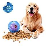 Hunde Snackball, Focuspet Hundespielzeug Snackball Hundefutter Ball Dog Chew Ball Hundeball Leckerli Hundespielzeug Ball Für Zahnpflege Hundespielball Für Leckerli Kauspielzeug IQ Training Ball Für Hundetraining