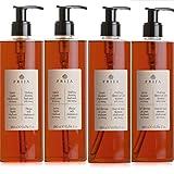 Prija 2x Flüssigseife + 2x Hair & Body mit Ginseng inkl. Pumpspender Seife Duschgel