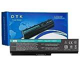 DTK Pa3817u-1brs Pa3819u-1brs PABAS228 Ultra Hochleistung Notebook Laptop Batterie Li-ion Akku für Toshiba Satellite C600 L640 L650 L650d L655 L700 L745 L755d M640 M645 P745 P755 P775 Series (6-Cell)