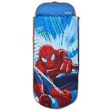 Worlds Apart Spider-Man - Junior-ReadyBed – Kinder-Schlafsack und Luftbett in einem
