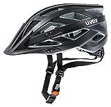 Uvex Unisex Fahrradhelm I-Vo Cc 410423 - Schwarz (Black Mat) , 56-60
