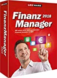 Lexware FinanzManager 2018 Box / Einfache Buchhaltungs-Software für private Finanzen & Wertpapier-Handel / Kompatibel mit Windows 7 oder aktueller