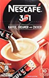 Nescafé 3in1, Löslicher Kaffee 8er Pack, (8 x 10 x 17,5g Sticks)