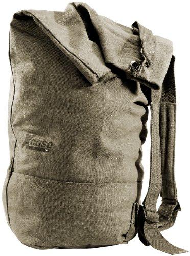 Xcase Reisetaschen: Canvas-Seesack 50 Liter (Rucksäcke)