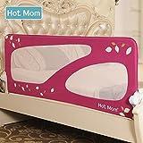 Hot Mom Bettgitter für Kinderbett 2016 Fashion ,150 cm Länge ,Pink …