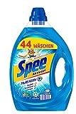 Spee AktivGel, Universal Waschmittel, mit verbesserter und 40% konzentrierteren Formel, 2er Pack (2 x 2,2 Liter à 44 Waschladungen)