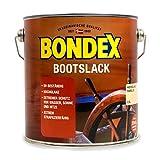 Bondex–Bootslack 2.5L Schicht transparent farblos UV-Lack